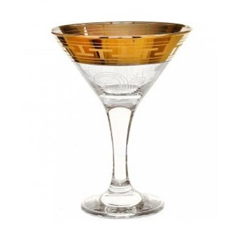 Набор для мартини Греческий узор, 170 мл, 6 штук