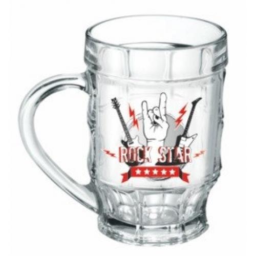 Кружка для пива Пинта. Рок, 500 мл