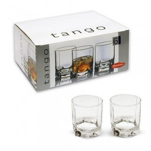 Набор стаканов для виски Танго, 325 мл (6 штук)