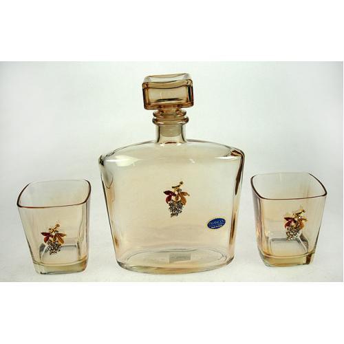 Подарочный набор для виски Виноград