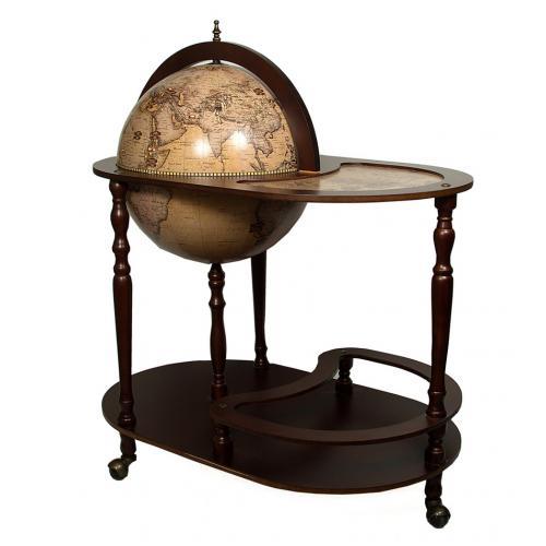 Глобус-бар напольный, 81x51x93 см, арт. 47067