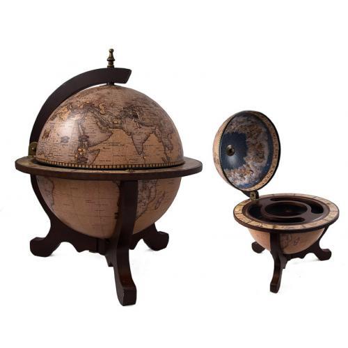 Глобус-бар настольный, 40x40x50 см, арт. 47070