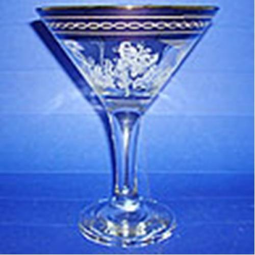 Набор бокалов для мартини Батерфляй, 170 мл, 6 штук