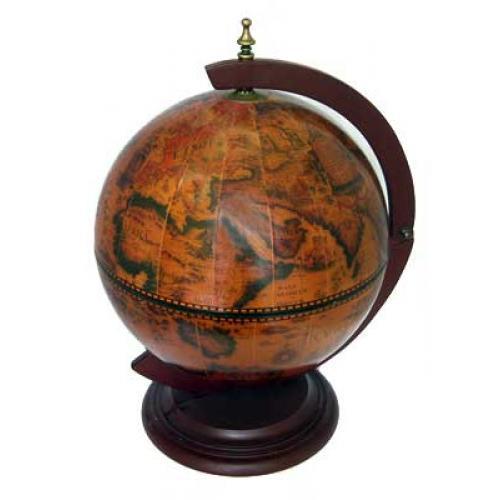 Глобус-бар настольный, 45x42x60 см, арт. 47020