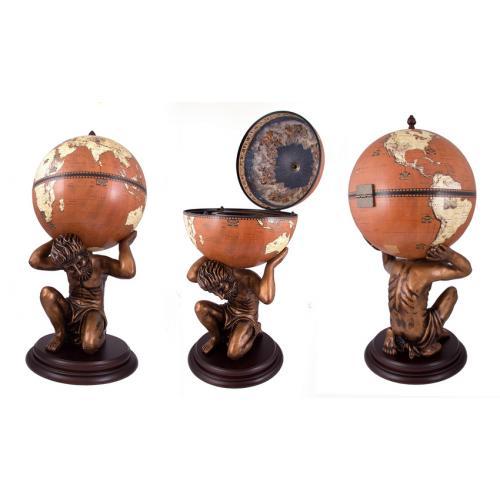 Глобус-бар напольный, арт. 47073