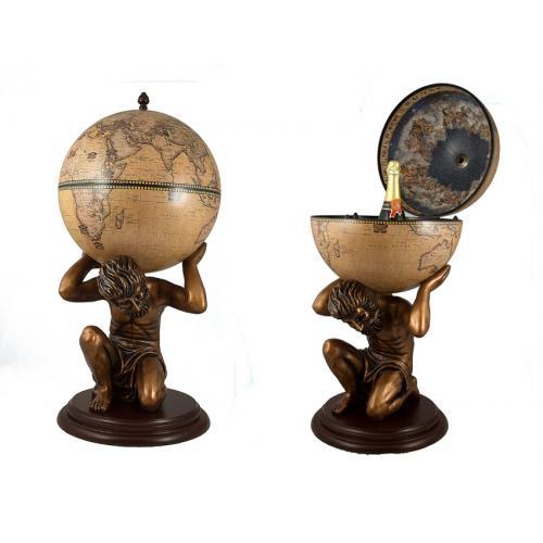 Глобус-бар напольный, арт. 47072