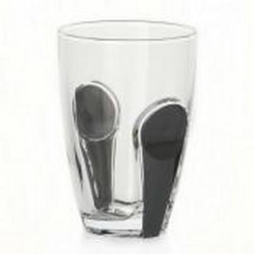 Стакан Снэп, 260 мл (серый пластиковый аксессуар)