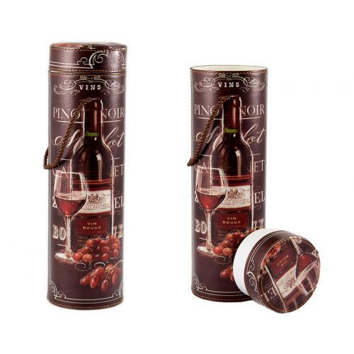 Шкатулка для бутылки, 10x10x33 см, арт. 84315