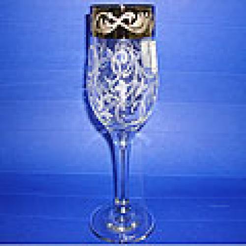 Набор бокалов для шампанского Шарм, 200 мл, 6 штук