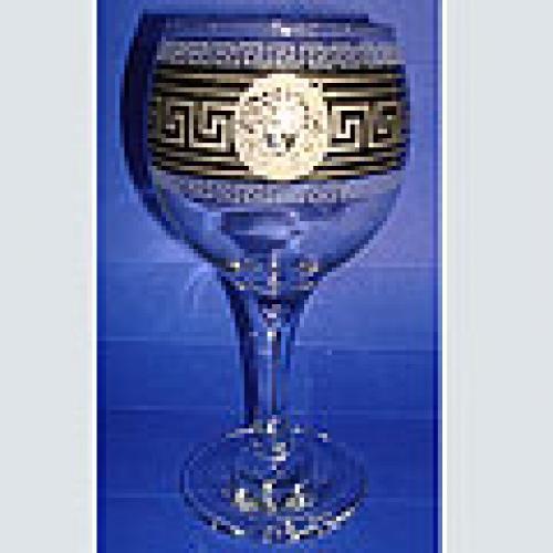 Набор бокалов для вина Версаче, 260 мл, 6 штук
