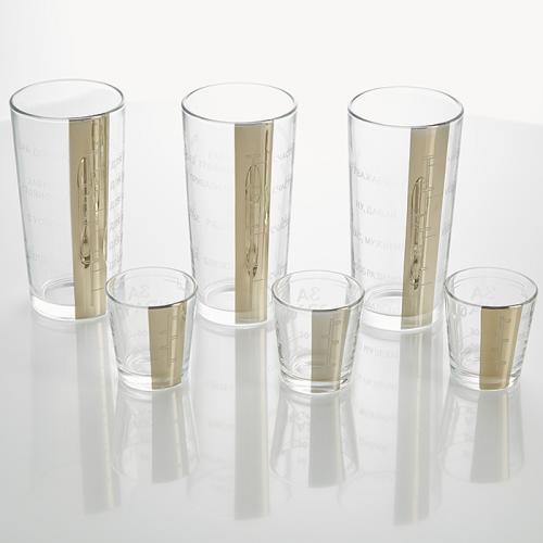 Набор Н56/50 365 не поводов (3 стакана + 3 стопки)