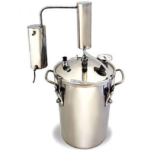Дистиллятор Первач. Элит 14Т, 14 литров