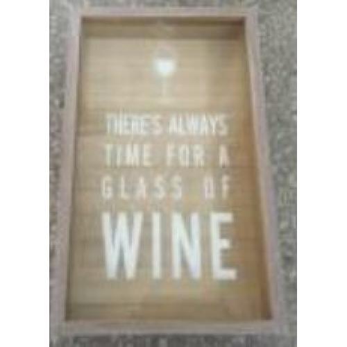 Накопитель для винных пробок, 21x5x35 см, арт. 138807