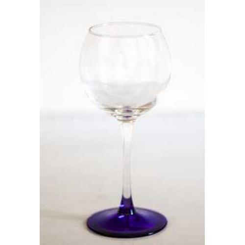 Бокал для вина с крашеным дном Эдем, 350 мл