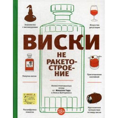 Виски не ракетостроение. Иллюстрированные уроки от Микаэля Гидо и Яниса Варуцикоса