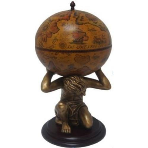 Глобус-бар напольный, арт. 47084