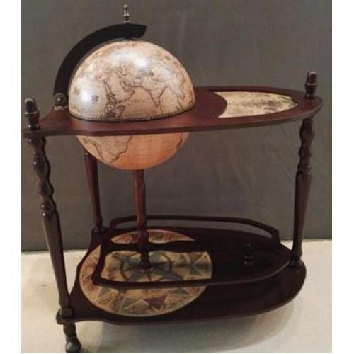 Глобус-бар напольный, 70x45x88 см, арт. 47082