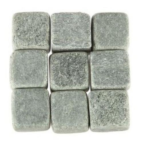 Камни для виски Whiskey Stones, 9 кубиков