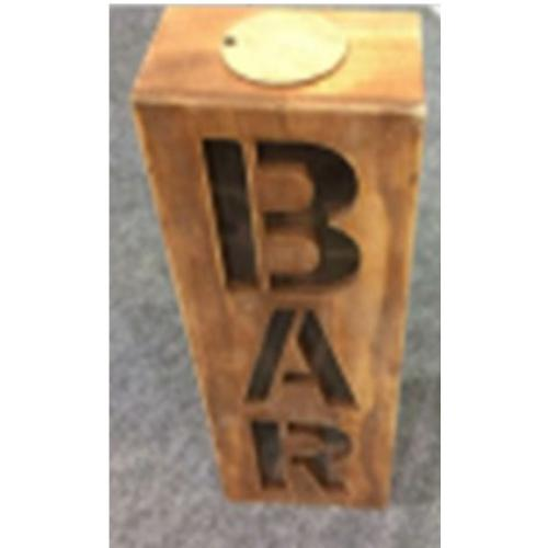 Накопитель для винных пробок, 11x7x30 см, арт. 138826