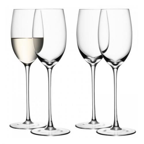 Бокал для белого вина Wine, 4 штуки