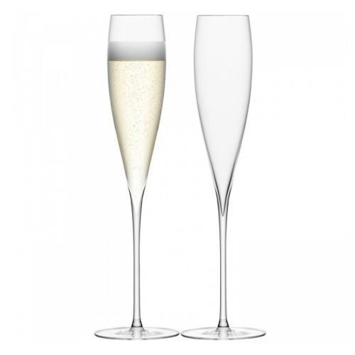 Бокал-флейта для шампанского Savoy, 2 штуки