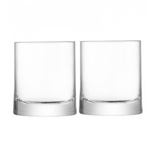 Стакан Gin, 2 штуки, прозрачный