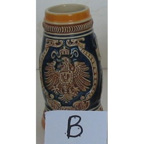 Пивная кружка коллекционная Германия, 400 мл, арт. 224439