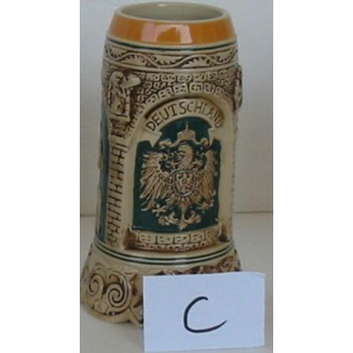 Пивная кружка коллекционная Германия, 800 мл, арт. 224423