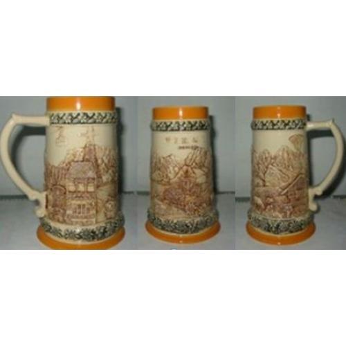 Пивная кружка коллекционная Тироль, 850 мл, арт. 224435