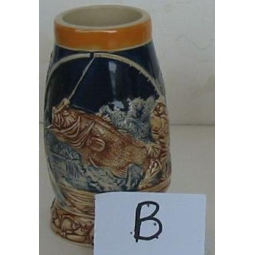 Пивная кружка коллекционная Рыбалка, 800 мл, арт. 224438