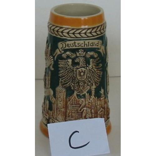 Пивная кружка коллекционная Германия, 900 мл, арт. 224426