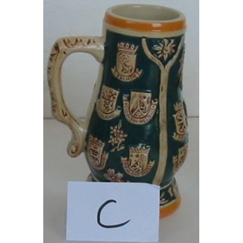 Пивная кружка коллекционная Германия, 800 мл, арт. 224441