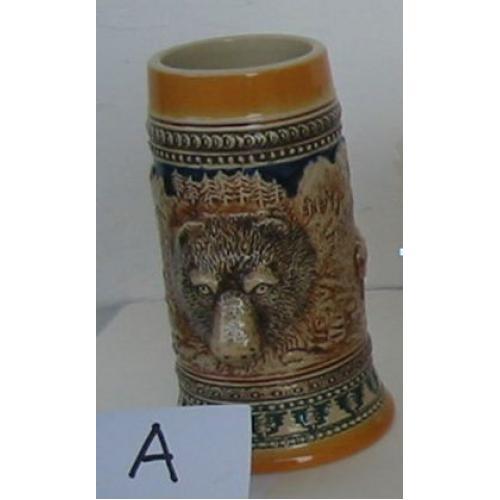 Пивная кружка коллекционная Охота, 750 мл, арт. 224424