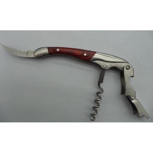 Универсальный нож сомелье штопор, нож для фольги, открывалка