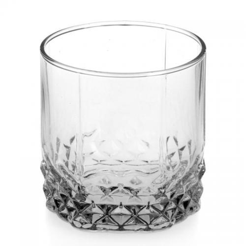 Набор стаканов Pasabahce. Valse (Вальс), стеклянные, низкие, 250 мл, 6 штук