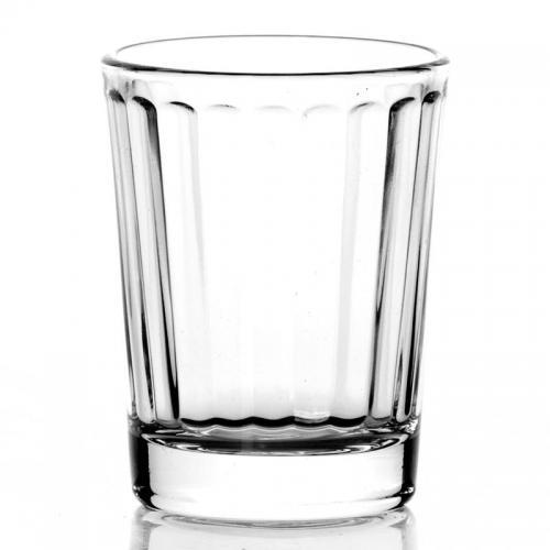 Набор стаканов Pasabahce. Оптика, стеклянные, низкие, 60 мл, 6 штук