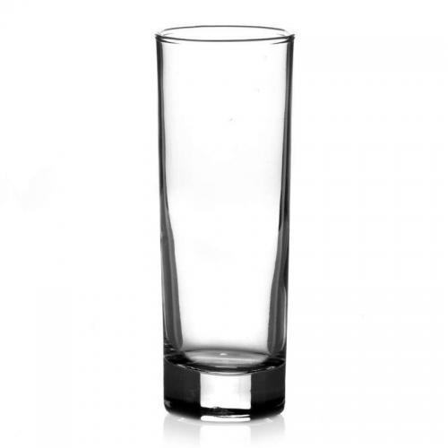 Набор стаканов Сиде, стеклянные, высокие, 290 мл, 6 штук