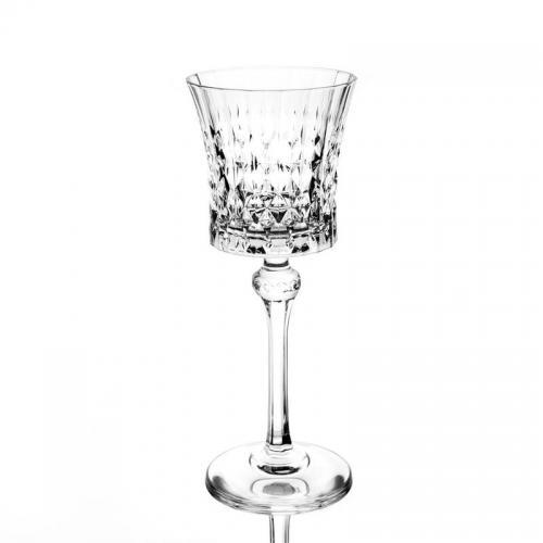 Набор фужеров для вина Lady Diamond (Леди Даймонд), стекло, 190 мл, 6 штук