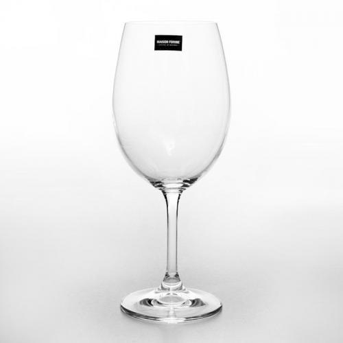 Набор бокалов для вина Leona, 430 мл, стекло, 6 штук