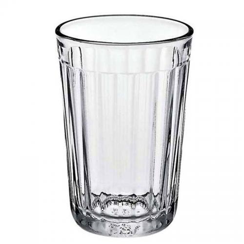 Стакан стеклянный Граненый, 250 мл, 24 штуки
