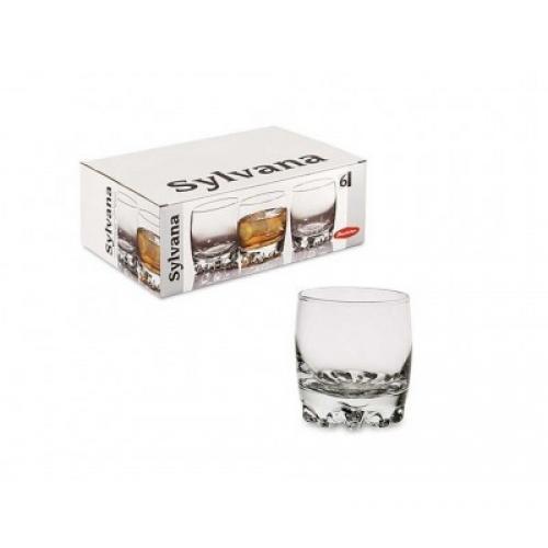 Набор стаканов Sylvana, 6 штук, объем 315 мл, стекло