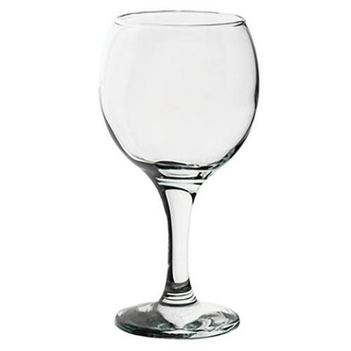 Набор бокалов для вина Bistro, 6 штук, объем 290 мл, стекло